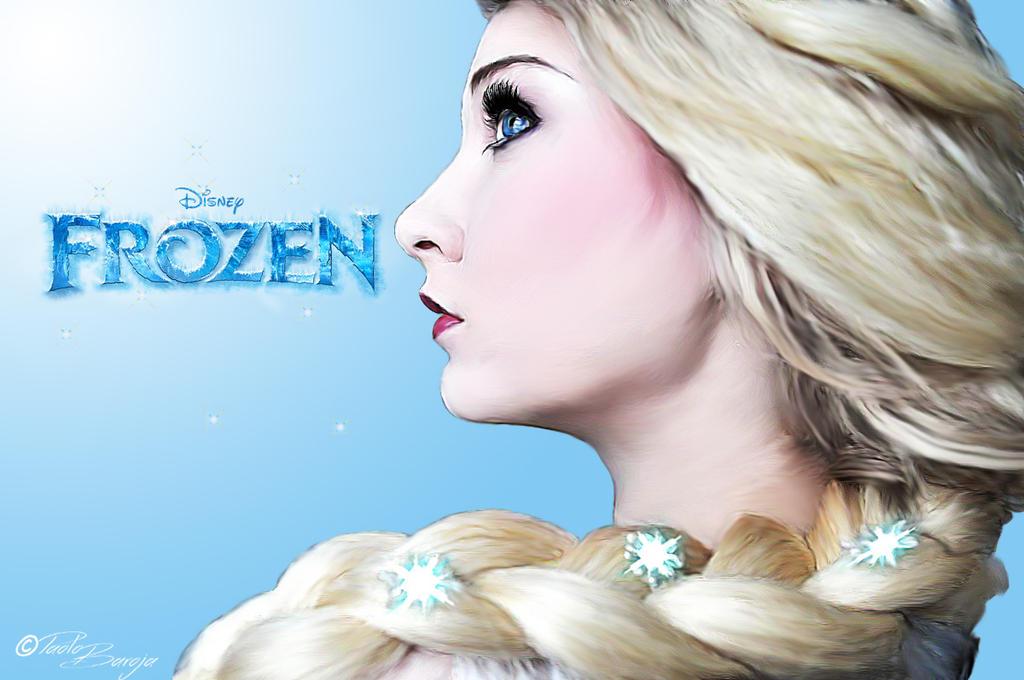 Elsa by PaoloBaroja