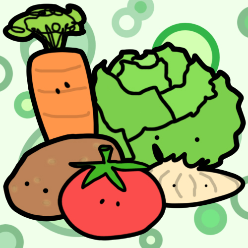 We the Vegetables.