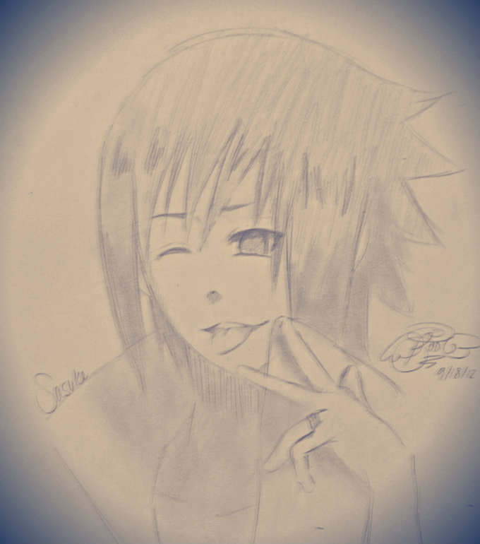 Sasuke RTN by wazizup151