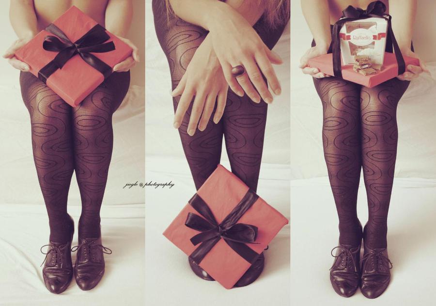 Chocolate story by jiegle