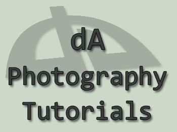 dA Photography Tutorials List