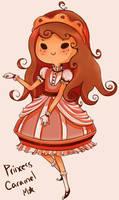 Caramel Princess.