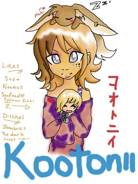 KootoniixXxchan's Profile Picture