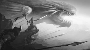 To Battle! by NikolaEnchev