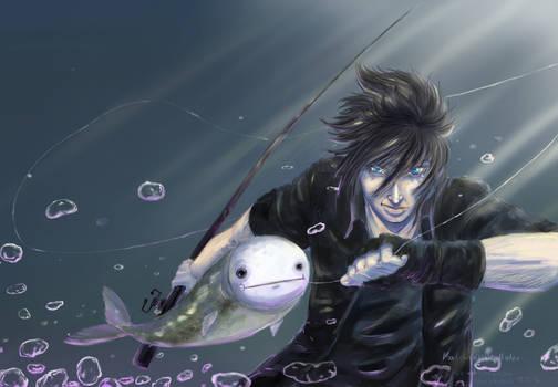 Final Fishtasy 15