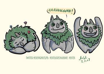 Aaargghh- trollhunters