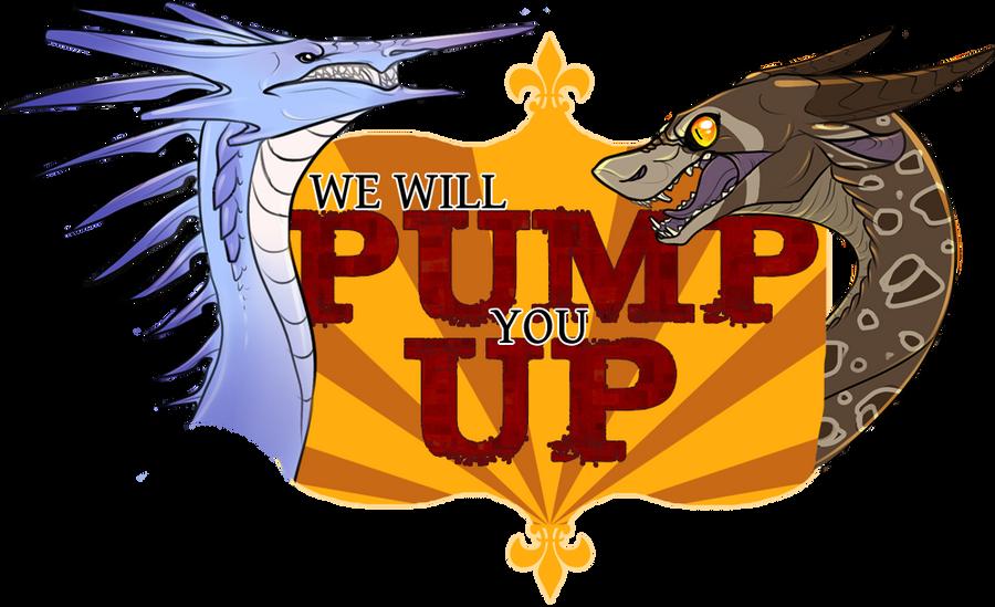 Pump you up by tricksparrow