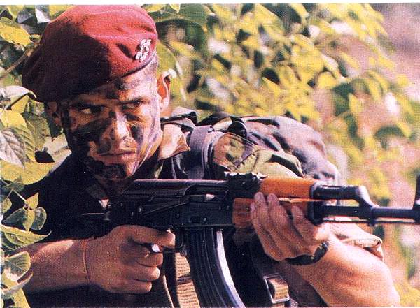 Para Military Commando INDIA By Rayidi On DeviantArt