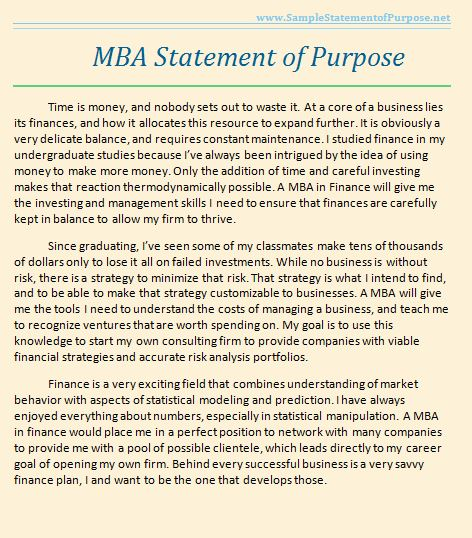 MBA-Statement-of-Purpose-Sample by mery29hopkins on DeviantArt