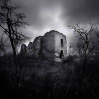 my muddy castle by uzengia
