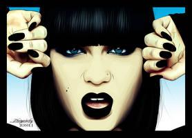 Jessie J by thatgirlashy