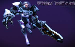 Tron Bonne BRAWL by Alemja