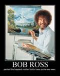 Bob Ross by sapphire-gorgon