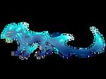 My Blue Water Dragon