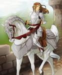 Joan of Arc by ErisLeea