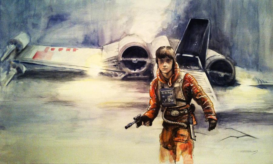 Skywalker by ROSSJCBR