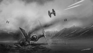 STAR WARS by ROSSJCBR