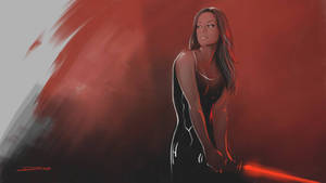 STAR WARS Sith Lady by ROSSJCBR