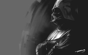 Sith Lord Vader (Anakin Skywalker) by ROSSJCBR