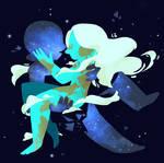 universe + earth