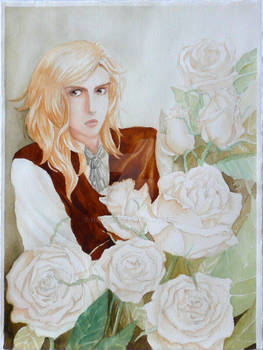 Hansel with Roses