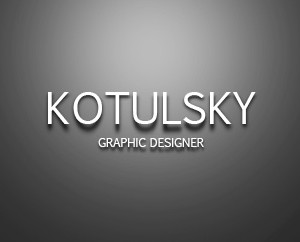 kotulsky's Profile Picture