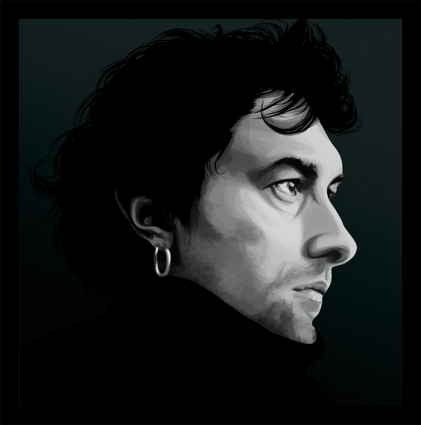 Yann Tiersen by p00pstr34ks