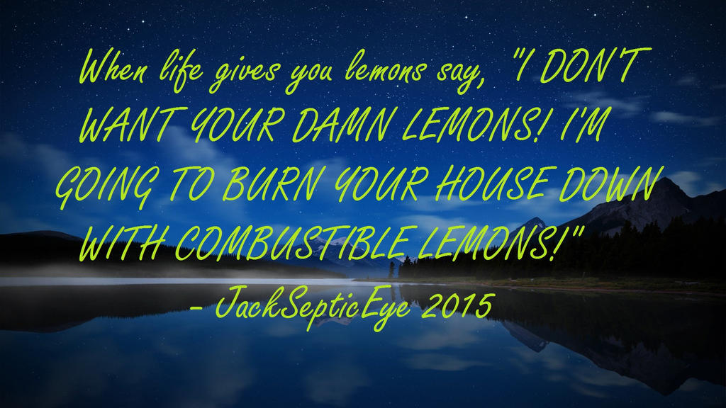JackSepticEye Quote 1 By Leoninja97 On DeviantArt