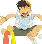 Genki Tickled