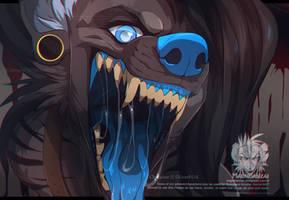 Commission - SeverusBlackPaw