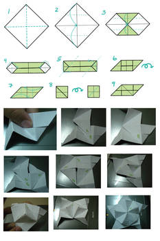 Origami Ball Units