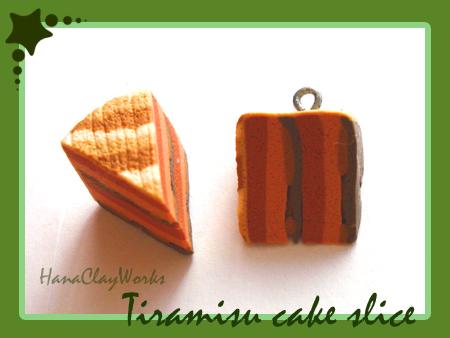 Tiramisu cake by HanaClayWorks