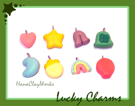 image gallery lucky charms shapes