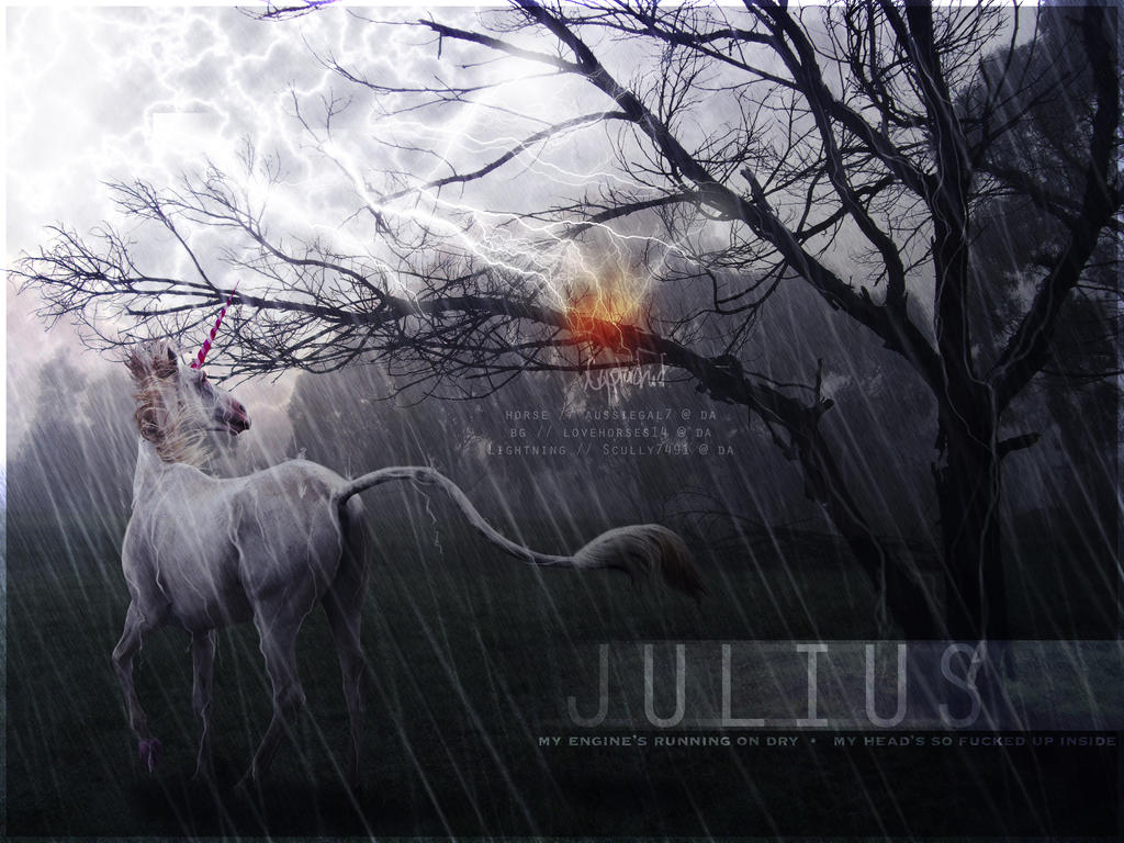 JULIUS by xCryptorchid