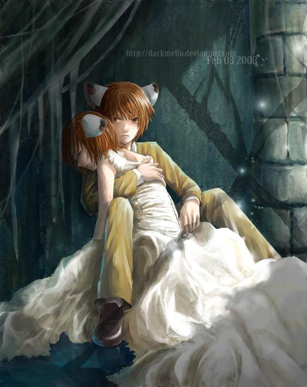 Little Bride by darkmello