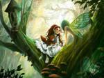 Sasha n the fairy