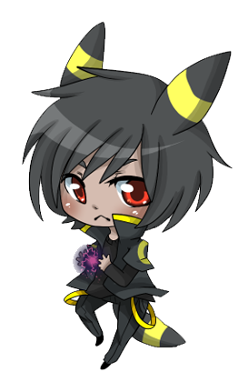 Umbreon Gijinka by Mal...