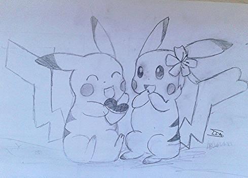 Pikachus :3