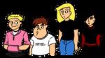 Generic High School Students