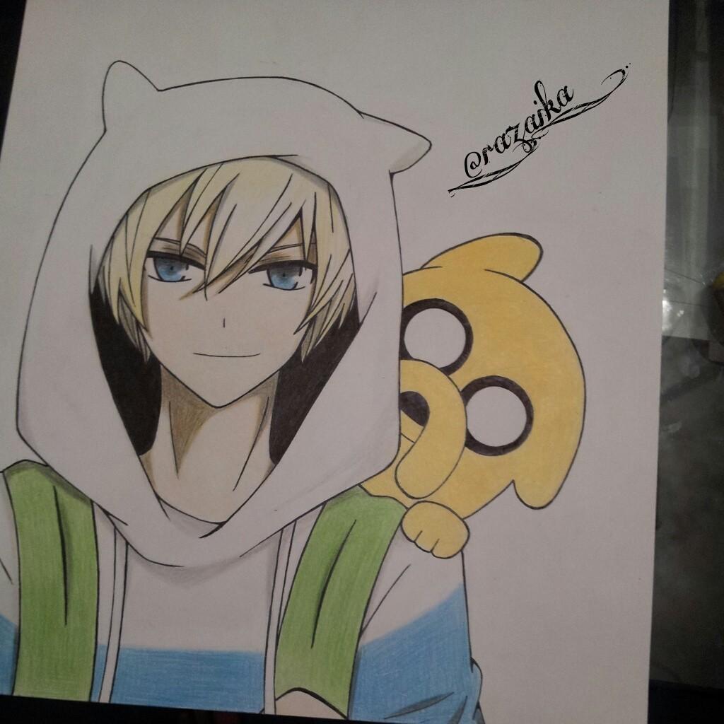 Adventure Time Fan Art by Razaika on DeviantArt