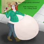 Gravity Falls Gluttony: Wendy and the Flashlight