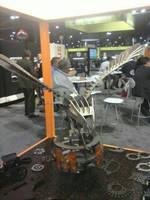 metal eagle display