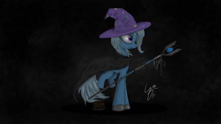 Great and wonderful Trixie by J3rykCZ