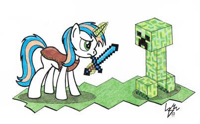 Eqd ATG 7 - Draw a pony in mortal peril by J3rykCZ