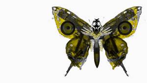 butterfly of war
