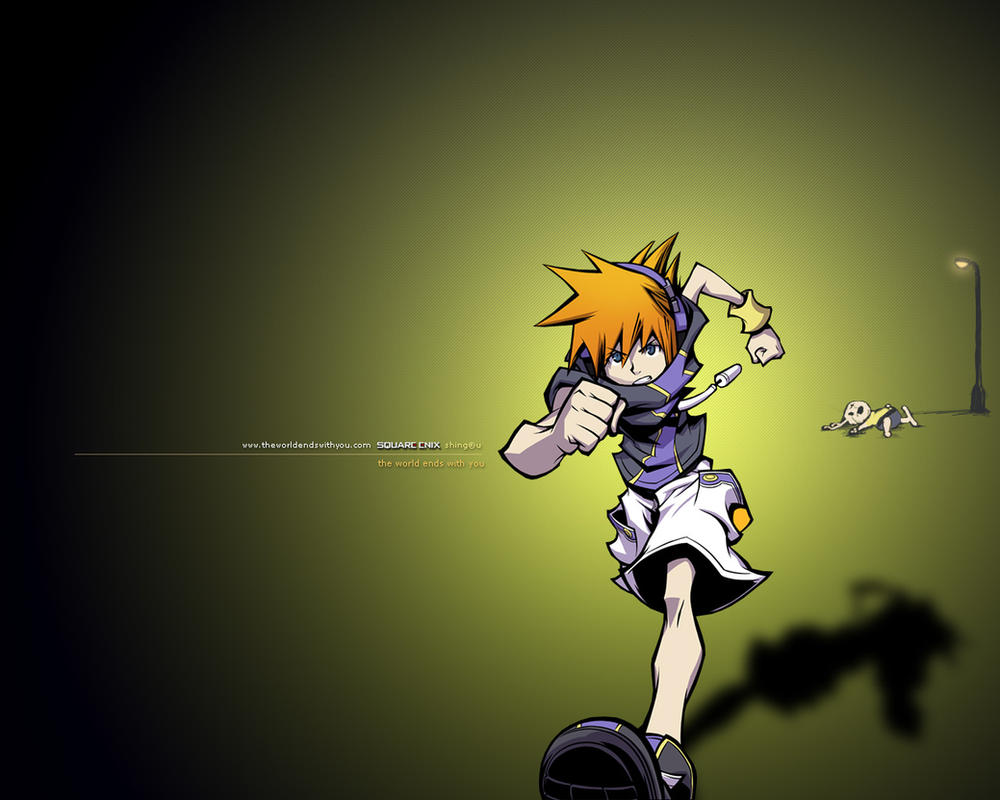 The World Ends with You by shingou