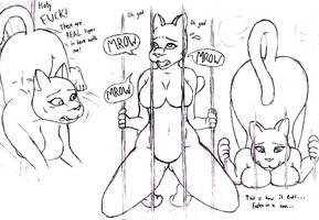 Cat Suit Swelling (Cat TF) P6 by bendzz