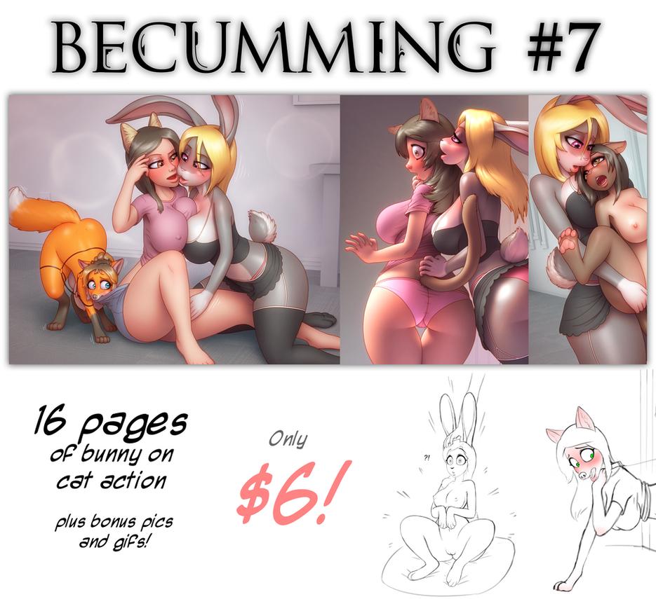 Becumming #7 by bendzz