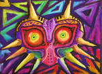 Majora's Mask - Chaos of Color