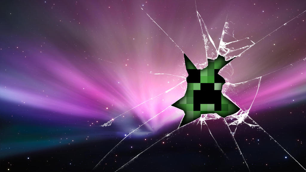 Mac OS Creeper Wallpaper by Andyd4 ...